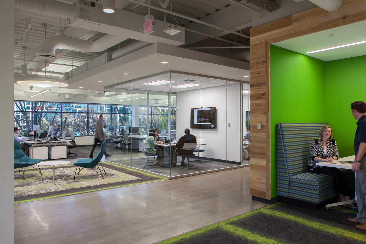 Seaats Lists Top Office Design And Furniture Trends For