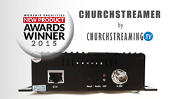 Church Streaming Box