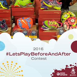 Let's Play Before and After Photo Contest