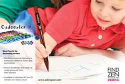 Zebra Pen, USA Today Early Childhood Education Campaign