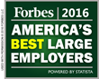 Shaw Industries Among Forbes' America's Best Employers 2016