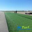 AvTurf Aviation Turf Effective Tortoise Barrier, Says FAA Study