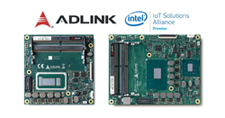 ADLINK's cExpress-SL and Express-SL/SLE COM Express modules with 6th gen Intel Core processors