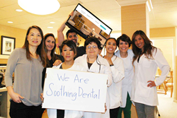 Soothing Dental Team in San Francisco