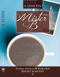Mister B front cover by Lynn Byk Capture Books