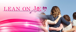Lean On Me is a decorative invention which showcases the feelings of love and affection.