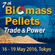 Buyer-Seller Meet at Asia's Biomass Power & Pellet Trade in Tokyo, this May