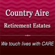 Country Aire Retirement Estates Launches New Mobile Friendly Website