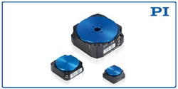 Ø20mm x 10mm Mini Ultrasonic Piezo Rotary Stage with Integrated Encoder, Created by PI