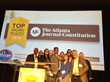 Charter Global team receives AJC award