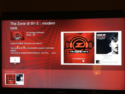 The Zone @ 91-3 FM Apple TV App