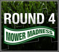 Mower Madness 2016 - Round 4 Begins