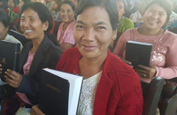 Bibilia Global bringing a Gospel for Asia
