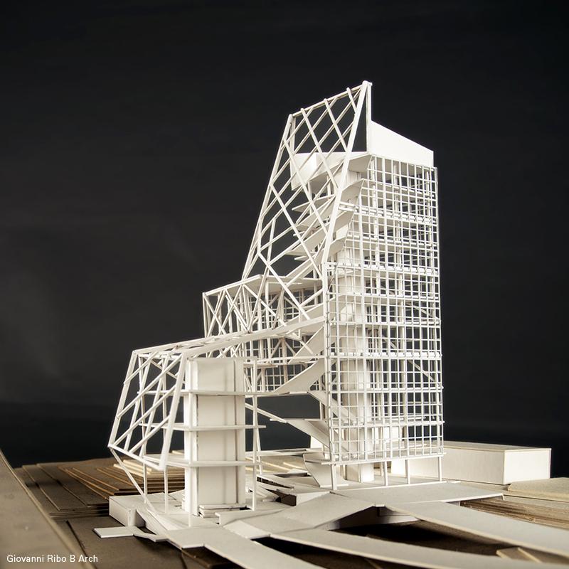 Academy of art university bachelor of architecture program for Bachelor of architektur