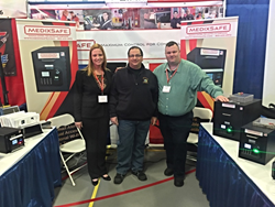 MedixSafe Revealed New Narcotic Safe at the Long Island Fire, Rescue...