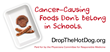The Physicians Committe Sponsors Billboards Warning of Cancer Risk in School Meals