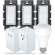 HomeSeer Unveils New Line of Wireless Lighting Products