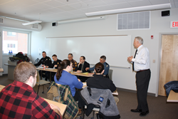 Students enrolled in Husson University's criminal justice program can choose from a variety of degree options including: associate's, bachelor's, and dual bachelor's degrees in criminal justice and psychology.