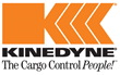 Kinedyne LLC logo, The Cargo Control People, The Cargo Control People!