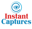 Instant Captures is an app invention which allows users to find someone who can record any event for them and share it on social media.