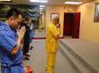 Shaolin Institute Paying Respect to Great Master SuXI