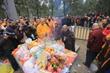 Chan Master DeYang Sao Ta Fa at Shaolin Temple