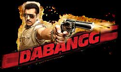 Dabangg logo