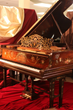 The Million Dollar Steinway- A Prince's Love Piano with Original Hand Painted Art Work comes to Bohemia, NY