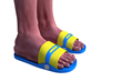 World Patent Marketing Invention Develops The Iconic Shoe With Slipper Flipper, A New Footwear Invention