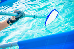 Here is a cleaning invention created to improve how swimming pools are cleaned.