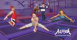 altitude costa announces plans to open its second altitude trampoline park in puerto rico