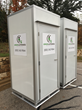 Green Latrines are ready for delivery