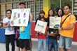 Group photo from PiPPER STANDARD's CSR campaign in Singapore