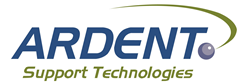 Ardent Support Technologies Logo
