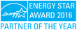 PEG Honored by EPA as a 2016 ENERGY STAR PARTNER OF THE YEAR