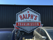 New Logo on Ralph's Transmission Building