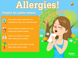 Prevent Allergy Symptoms