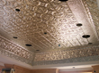 Tin ceilings can change a regular house into the most beautiful home.