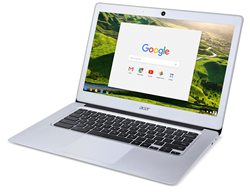 Acer Debuts World's First Chromebook with 14-hour Battery Life