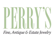 perry's fine antique estate jewelry logo