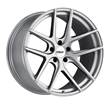 TSW Alloy Wheels - Geneva in Matte Titanium Silver