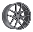 TSW Alloy Wheels - Geneva in Matte Gunmetal