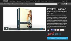 FCPX Plugins - Pro3rd Fashion - Final Cut Pro X Effects
