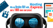 Win an Oculus Rift with Hosting.Express! and a 1000 more cool prices: