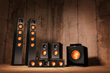 The Klipsch HD Wireless Family of Speakers - Powered by the Klipsch HD Control Center