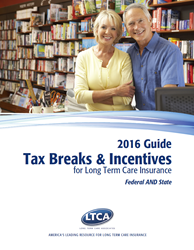2016 Guide to to the Tax Advantages of Long Term Care Insurance