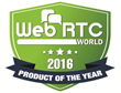 Dialogic Receives WebRTC Product of the Year Award for Second Consecutive Year