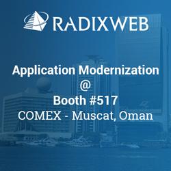 Application Modernization COMEX Oman 2016