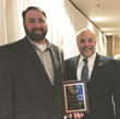 Maryland Soybean Board Wins Maryland Cattlemen's Association Award