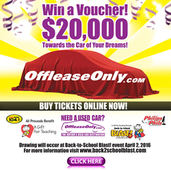 $20,000 OffLeaseOnly Giveaway
